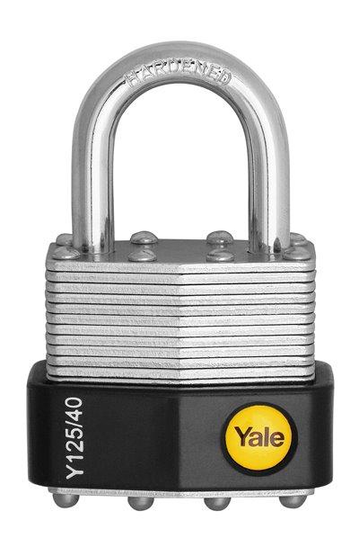 Cadenas yale cadenas serrures verrous cylindres for Ferme porte yale
