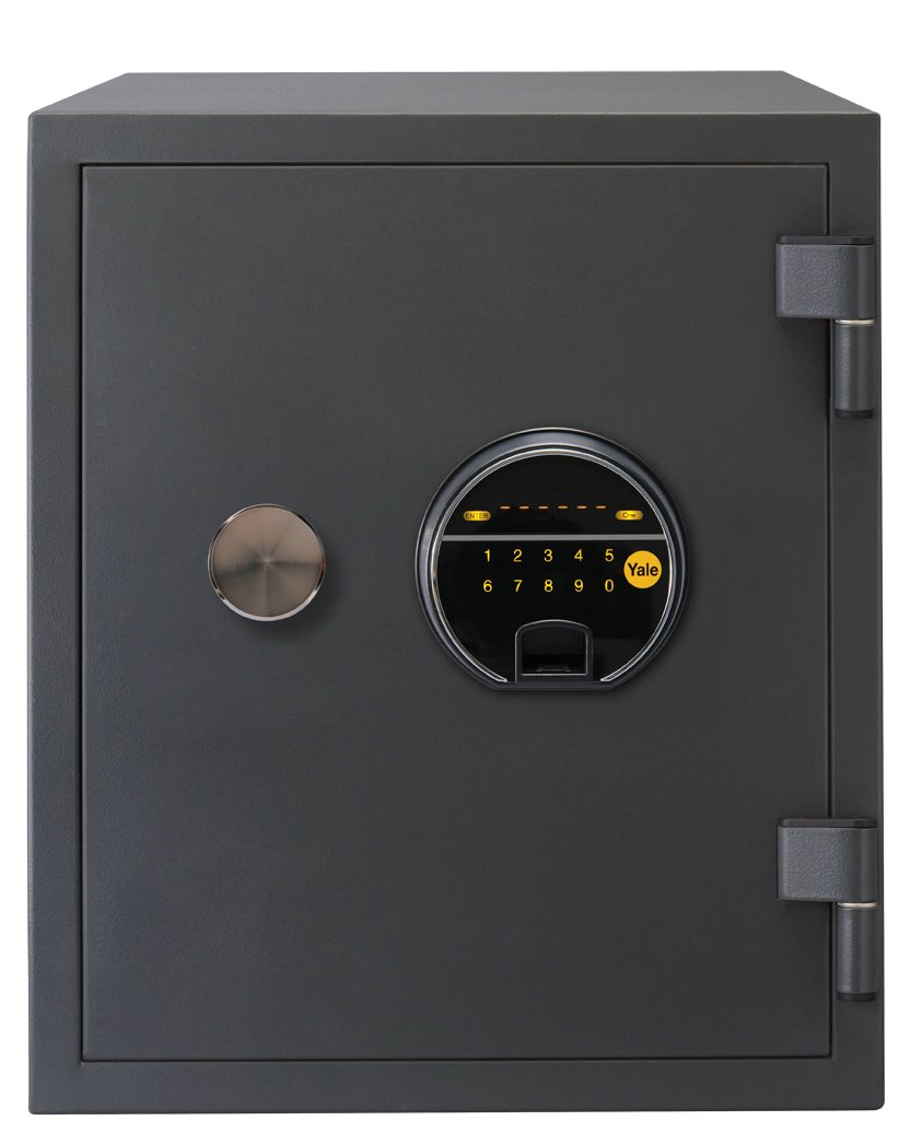 Yff 420 Fg2 Biometric Safe 420mm Yale Asia