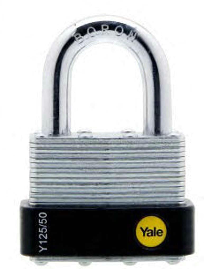 50mm Laminated Padlock High Security Padlocks Yale
