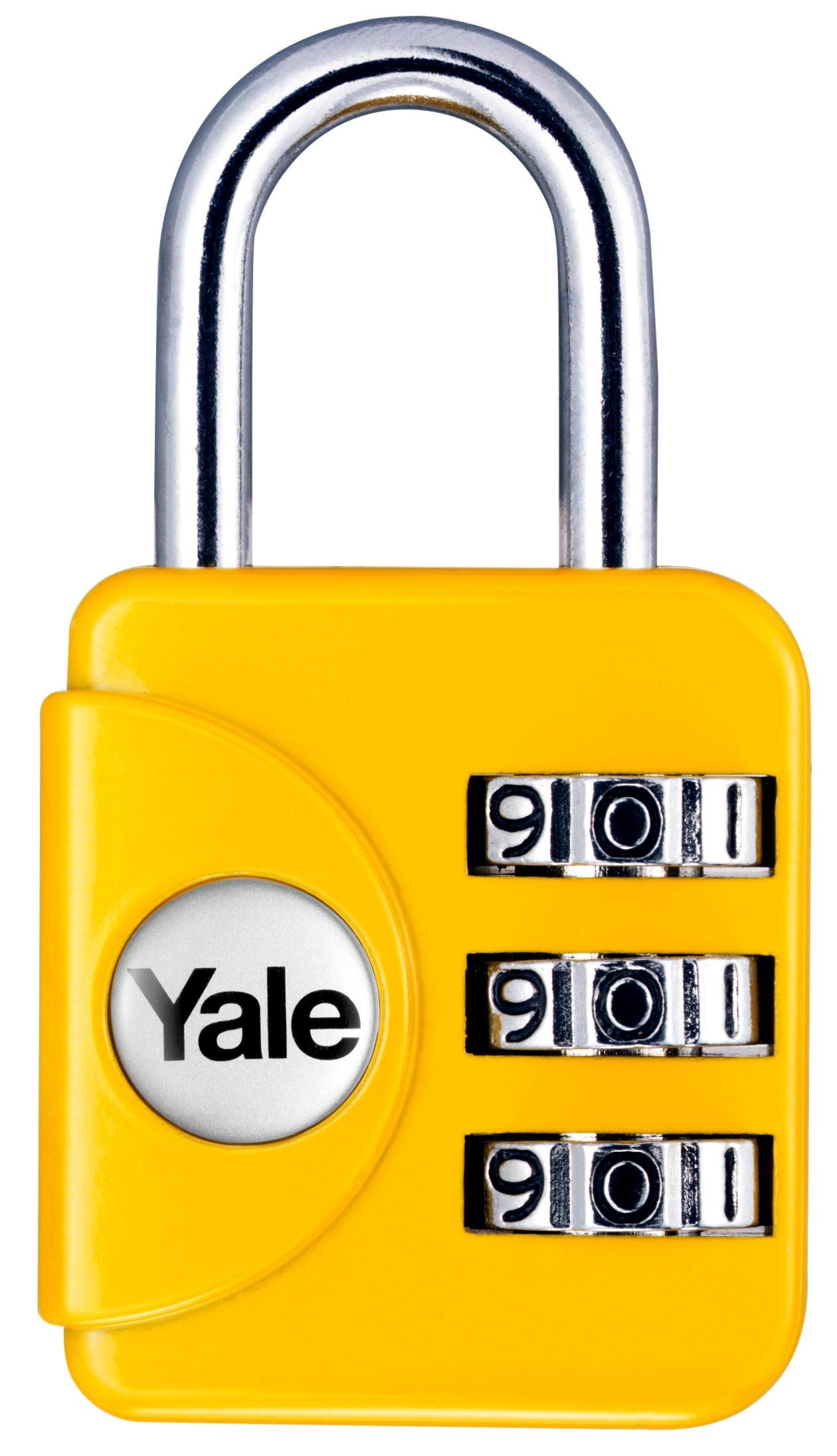 Yp1 Combination Padlock Travel Padlocks Smart Locks